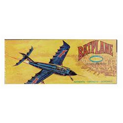 Batplane Model Kit.