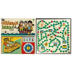 Gilligan's Island Board Game.