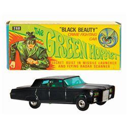 "The Green Hornet ""Black Beauty"" Die-Cast Scale Model."