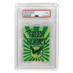 Graded PSA 9 Green Hornet Bubble Gum Card Pack.