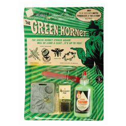 The Green Hornet Thingmaker Accessory Kit.