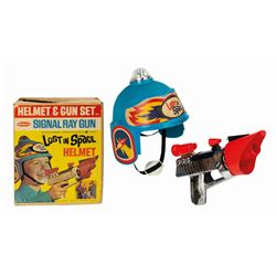 Lost in Space Helmet & Gun Set.