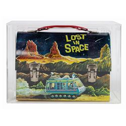 Lost in Space Lunch Box.