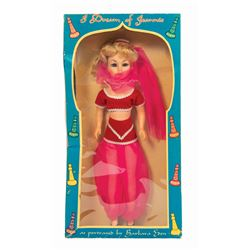 I Dream of Jeannie Doll with Box.