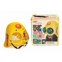 Star Trek Astro Helmet in Box.