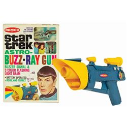 Star Trek Astro-Buzz-Ray Gun.