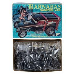 Dark Shadows Barnabas Vampire Van Model Kit.