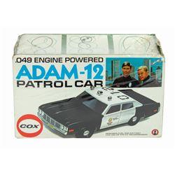 Adam-12 Patrol Car.