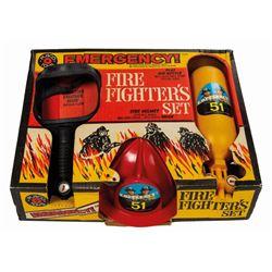 Emergency! Fire Fighter's Set.