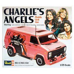 Charlie's Angels Mobile Van Unit Model Kit.