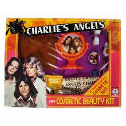 Charlie's Angels Cosmetic Beauty Kit in Box.