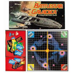 Battlestar Galactica Board Game.