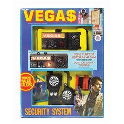 Vega$ Security System Playset.