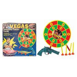 Vega$ Spinning Target Game.