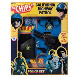CHiPs California Highway Patrol Police Action Set.
