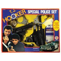 T.J. Hooker Special Police Set.