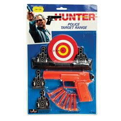 Hunter Police Target Range.