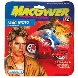 "MacGyver ""Mac Moto"" Motorcycle."