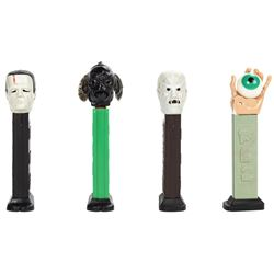 Collection of (4) Vintage Pez Dispensers.