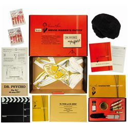 """Vincent Price """"Dr. Psycho and Mr. Hideous"""" Movie Kit."""