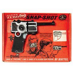 Agent Zero Snap-Shot.