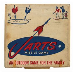 Jarts Missile Game.