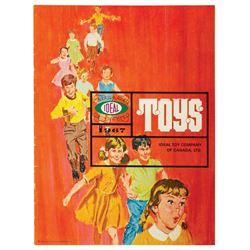 Ideal Toy Company 1967 Catalog.