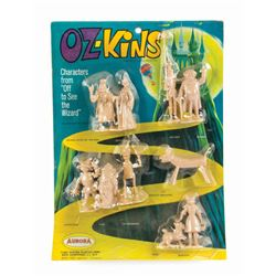 Oz-Kins Unopened Figure Set.