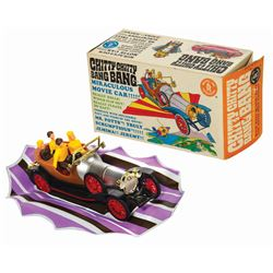 Chitty Chitty Bang Bang Miraculous Movie Car in Box.