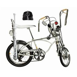 Schwinn Sting-Ray Cotton Picker Krate Bicycle.