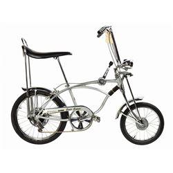 Schwinn Sting-Ray Grey Ghost Krate Bicycle.
