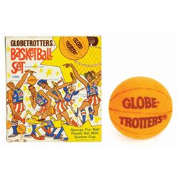 Globetrotters Basketball Set.