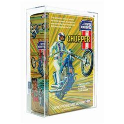 Evel Knievel Chopper Set.
