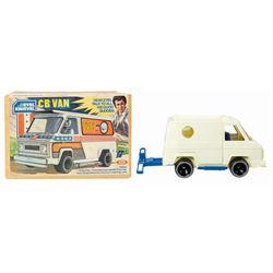 Evel Knievel CB Van.