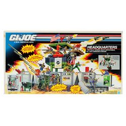 G.I. Joe Headquarters.