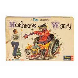 Mother's Worry Big Daddy Roth Model Kit.