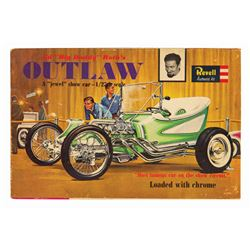 Outlaw Big Daddy Roth Model Kit.