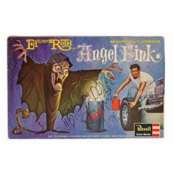 Signed Angel Fink Big Daddy Roth Model Kit.