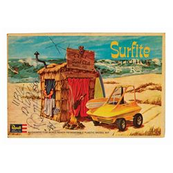 Signed Surfite Big Daddy Roth Model Kit.