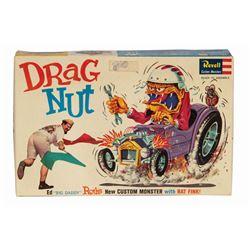 Drag Nut Big Daddy Roth Model Kit.