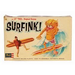 Surfink! Big Daddy Roth Model Kit.