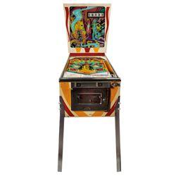 Abra Ca Dabra Pinball Machine.