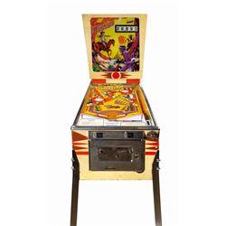 El Dorado Pinball Machine.