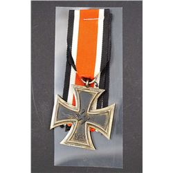 GERMANY 1939-1945 Iron Cross 2nd. Class w/ ribbon F-VF