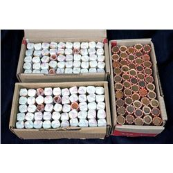CANADA 1958-2012 A Lot of 3 Boxs of 50 Rolls Each, Mostly Unc. in Original Shrink Wrappers