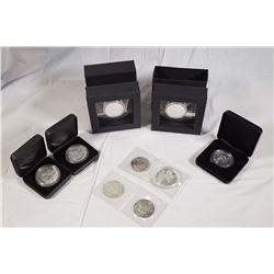 2006-218 A 9 Piece World Coins and Medals .9999 11.0 tr.oz. Starter Set