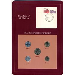 WORLD Coin Sets of All Nations Volume III of III Franklin Mint Stamp and Coin Cards