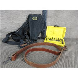 Shoulder Holster, Sling & Chapman 9600 Tool Kit