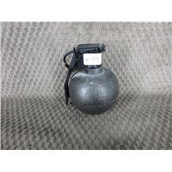 Round Dummy Grenade
