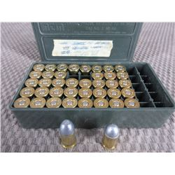 .455 Webley - Reloads - 1 Box of 40